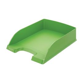Briefkorb Standard für A4 242x63x340mm hellgrün Kunststoff Leitz 5227-00-50 Produktbild
