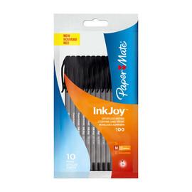 Kugelschreiber Ink Joy 100 M mit Kappe schwarz Papermate S0957120 Produktbild