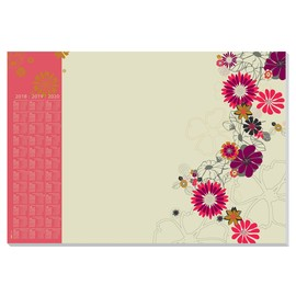 Schreibunterlage Splendid 41x59,5cm 30Blatt Papier Sigel HO430 Produktbild
