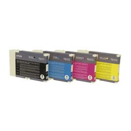 Tintenpatrone T6172 für Epson B500DN/B510DN 100ml cyan Epson T617200 Produktbild