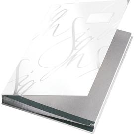 Unterschriftsmappe Design 18 Fächer A4 weiß Karton Leitz 5745-00-01 Produktbild