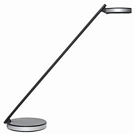 Schreibtischleuchte DISC metallgrau/schwarz Unilux 100340421 Produktbild