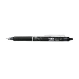 Tintenroller mit Radierspitze Frixion schwarz Ball Clicker mit Clip BLRT-FR7 0,4mm Pilot 2270001 Produktbild