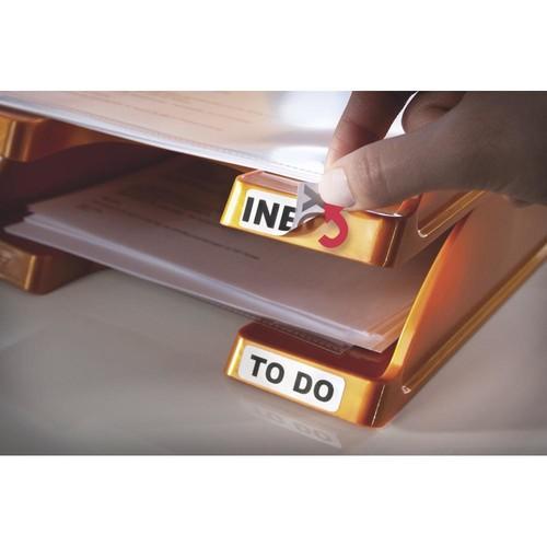 Etiketten Inkjet+Laser+Kopier 63,5x29,6mm auf A4 Bögen weiß wiederablösbar Zweckform L4737REV-100 (PACK=2700 STÜCK) Produktbild Additional View 3 L