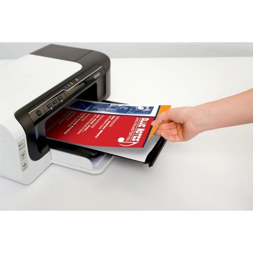 Flyer-Papier Kopier+Laser A4 210x297mm 170g weiß Zweckform 2790-100 (PACK=100 BLATT) Produktbild Additional View 2 L