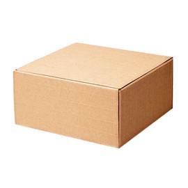 Geschenkverpackung Allround natur 250 x 250 x 120mm Famulus 200201 Produktbild