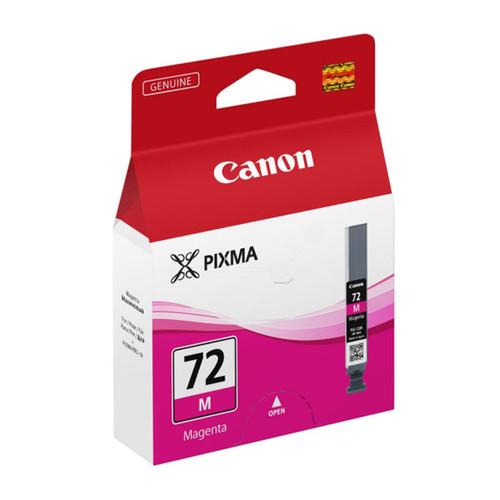 Tintenpatrone PGI-72M für Canon Pixma Pro-10 14ml magenta Canon 6405b001 Produktbild Front View L