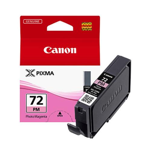 Tintenpatrone PGI-72PM für Canon Pixma Pro-10 14ml FOTOmagenta Canon 6408b001 Produktbild Front View L