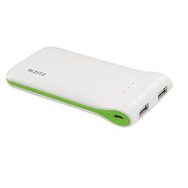 USB Ladegerät tragbar Complete weiß Leitz 6413-00-01 Produktbild