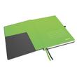 Notizbuch Complete Hardcover liniert 80Blatt iPad Format schwarz Leitz 4474-00-95 Produktbild Additional View 2 S