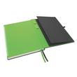 Notizbuch Complete Hardcover liniert 80Blatt iPad Format schwarz Leitz 4474-00-95 Produktbild Additional View 3 S