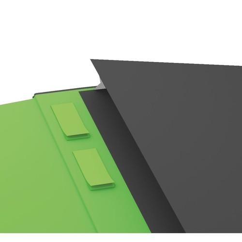 Notizbuch Complete Hardcover liniert 80Blatt iPad Format schwarz Leitz 4474-00-95 Produktbild Additional View 4 L