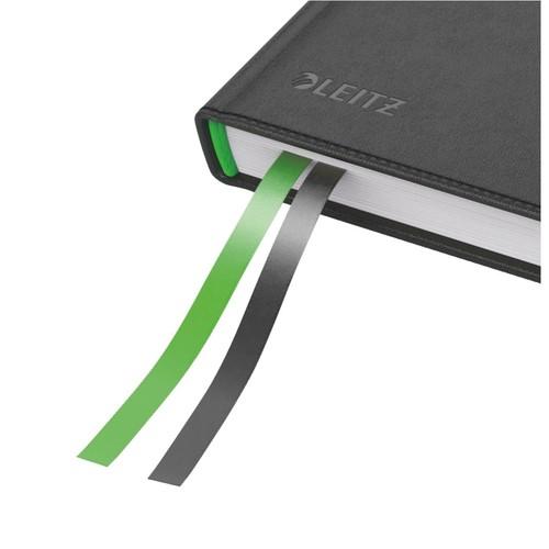 Notizbuch Complete Hardcover liniert 80Blatt iPad Format schwarz Leitz 4474-00-95 Produktbild Additional View 5 L