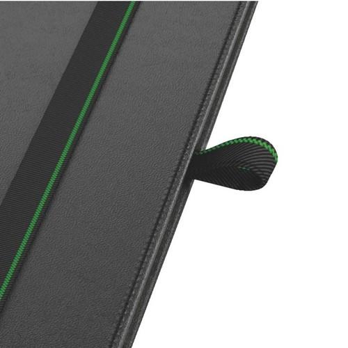 Notizbuch Complete Hardcover liniert 80Blatt iPad Format schwarz Leitz 4474-00-95 Produktbild Additional View 6 L