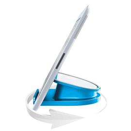 Tischständer Complete drehbar für iPad/Tablet blau mtallic 6274-10-36 Produktbild