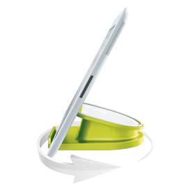 Tischständer Complete drehbar für iPad/Tablet grün metallic 6274-10-64 Produktbild