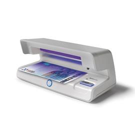 Geldschein Prüfgerät UV & weißlicht Falschgeld weiß Safescan 70 Produktbild