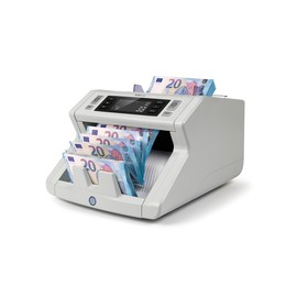 Banknotenzähler automatisch mit UV Falschgelderkennung Safescan 2210 Produktbild