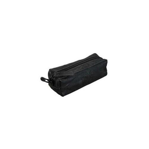 Schlamperrolle 20x7x8cm schwarz Leder Pride & Soul 47177 Produktbild