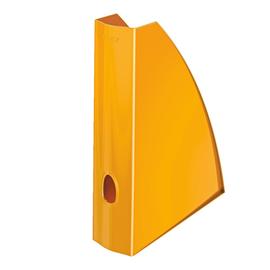Stehsammler WOW 75x312x258mm orange metallic Kunststoff Leitz 5277-10-44 Produktbild