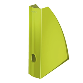 Stehsammler WOW 75x312x258mm grün metallic Kunststoff Leitz 5277-10-64 Produktbild