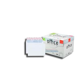 Briefumschlag ohne Fenster C6 114x162mm mit Haftklebung 80g weiß ELCO 74531.12 (PACK=200 STÜCK) Produktbild