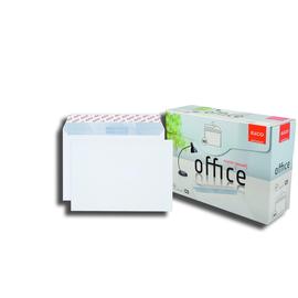 Briefumschlag ohne Fenster C5 162x229mm mit Haftklebung 100g weiß ELCO 74535.12 (PACK=100 STÜCK) Produktbild