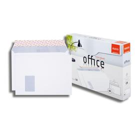 Briefumschläge mit Fenster C4 mit Haftklebung 120g weiß ELCO 74523.12 (PACK=50 STÜCK) Produktbild