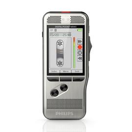 Diktiergerät Digital Pocket Memo inkl. SD Karte, Schutzhülle, Software, USB-Downloadkabel Philips DPM7200 Produktbild