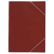Eckspanner A4 für 50Blatt bordeaux PP Elba 100555330 Produktbild