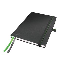 Notizbuch Complete Hardcover kariert 80Blatt A5 schwarz Leitz 4477-00-95 Produktbild