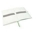 Notizbuch Complete Hardcover kariert 80Blatt A4 weiß Leitz 4471-00-01 Produktbild Additional View 1 S