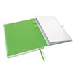 Notizbuch Complete Hardcover liniert 80Blatt A4 weiß Leitz 4472-00-01 Produktbild Additional View 3 S