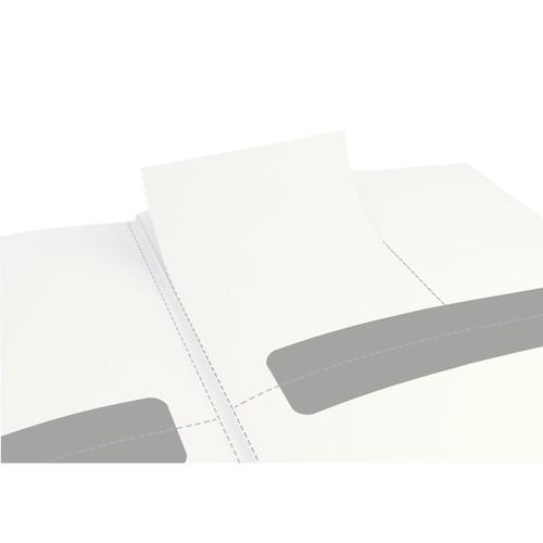 Notizbuch Complete Hardcover liniert 80Blatt A4 weiß Leitz 4472-00-01 Produktbild Additional View 7 L