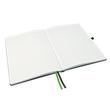 Notizbuch Complete Hardcover liniert 80Blatt A4 weiß Leitz 4472-00-01 Produktbild Additional View 8 S