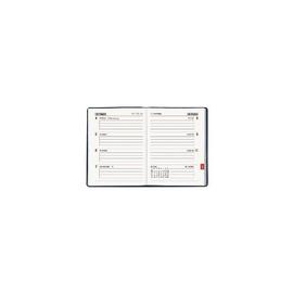 Taschenplaner 2022 8x11cm 1Woche/1Seite farbig sortiert Zettler 660-1001 Produktbild