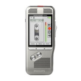 Diktiergerät Digital Pocket Memo inkl. SD Karte, Software Philips DPM8200/00 Produktbild