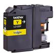 Tintenpatrone für DCP-J132W/MFC-4310DW 12ml yellow Brother LC-123Y Produktbild