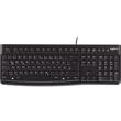 Tastatur Keyboard Media K120 schwarz Logitech 920-002516 Produktbild