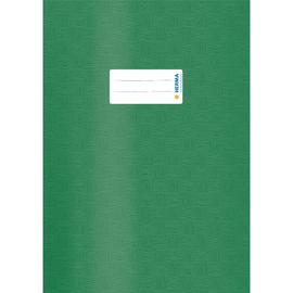 Heftumschlag A4 dunkelgrün Kunststoff Herma 7445 Produktbild