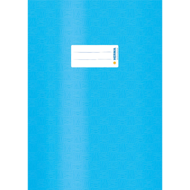 Heftumschlag A4 hellblau Kunststoff Herma 7453 Produktbild