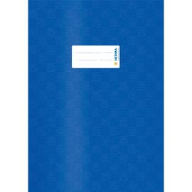 Heftumschlag A4 dunkelblau Kunststoff Herma 7443 Produktbild