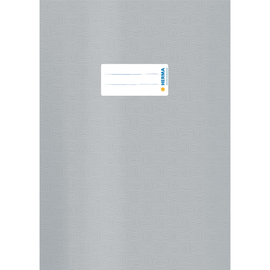 Heftumschlag A4 grau Kunststoff Herma 7448 Produktbild