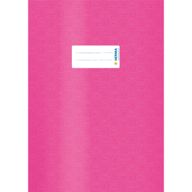 Heftumschlag A4 pink Kunststoff Herma 7452 Produktbild