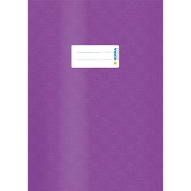 Heftumschlag A4 violett Kunststoff Herma 7446 Produktbild