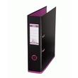 Ordner myColor A4 80mm schwarz/pink PP Elba 100081035 Produktbild