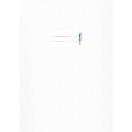 Heftumschlag A4 weiß Kunststoff Herma 7440 Produktbild