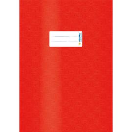 Heftumschlag A4 rot Kunststoff Herma 7442 Produktbild