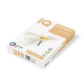 Kopierpapier IQ Premium Triotec A3 80g weiß ECF holzfrei 88055605 (PACK=500 BLATT) Produktbild