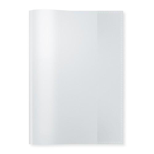 Heftumschlag A4 transparent farblos Kunststoff Herma 7490 Produktbild